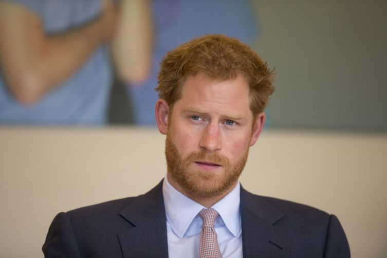 Prince Harry condemns media, confirms Meghan Markle relationship in the process