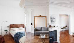 House tour: a pared-back 19th-century apartment in Paris
