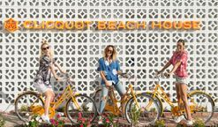 Inside the Clicquot Beach House event
