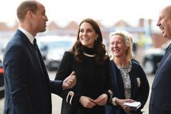 Kate Middleton just stepped out in Zara again