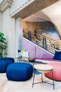 WeWork's new Paris location is one of the most beautiful workspaces we've ever seen