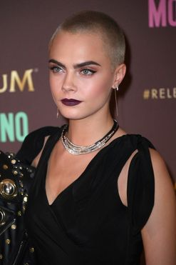 Cannes 2017: Cara Delevingne hosts Moschino x Magnum bash