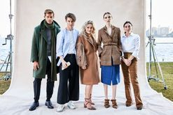 The International Woolmark Prize regional finals have been won by Blairarchibald and Harman Grubiša
