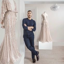 Paul Vasileff of Paolo Sebastian on growing up in Adelaide