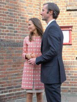 Pippa Middleton and James Matthews: their love through images