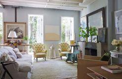 Inside the home and garden of designer Miranda Brooks
