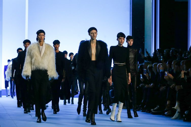 Suzy Menkes at Paris Fashion Week: day five
