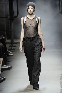 Alexander Wang Ready-to-Wear Autumn/Winter 2008/09