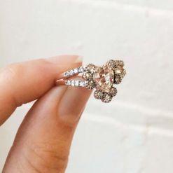 Eight rule breaking engagement rings