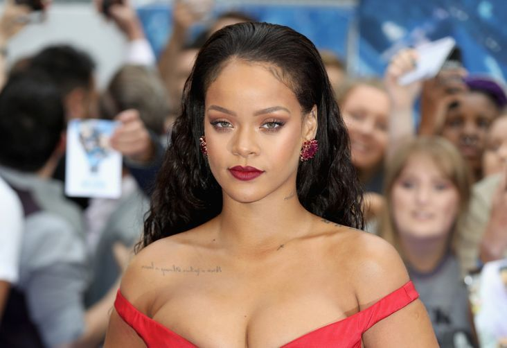 Rihanna's beauty line will be in Australian stores this week