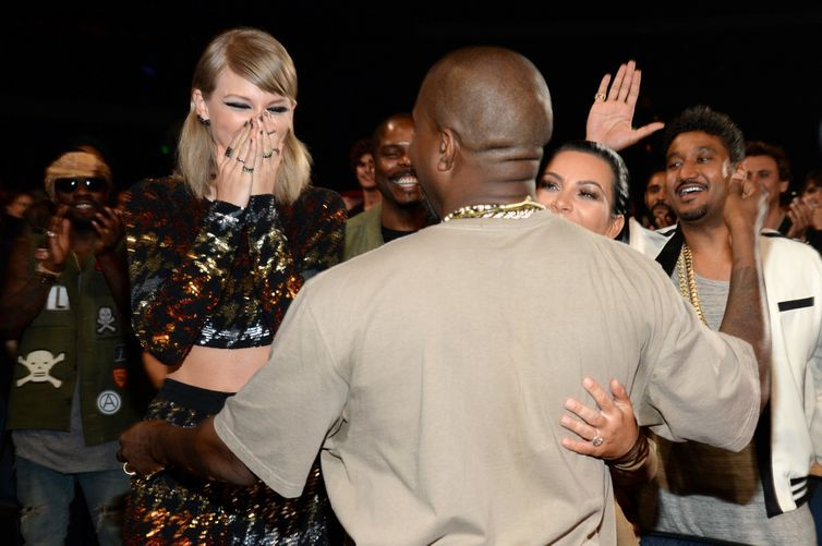 Is it legal for Taylor Swift to sue Kim and Kanye?