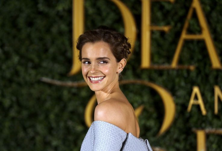 Emma Watson asks designers to pass a test before she'll wear their clothes on the red carpet