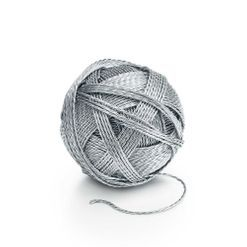 Tiffany & Co. are selling a $15,000 ball of silver wool