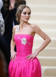 How to make Lily-Rose Depp's all-Chanel Met Gala make-up work day-to-day