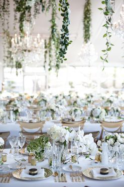 Bridal venues we love from the pages of Vogue Brides