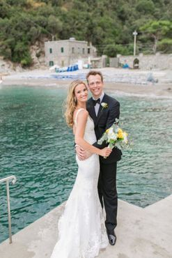 Inside an Italian summer wedding set in Sorrento