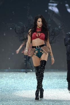 Adriana Lima wanted to be a nun before she became a Victoria's Secret Angel