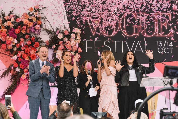 Watch: inside Vogue Festival 2017