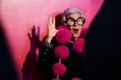 Iris Apfel emojis are happening