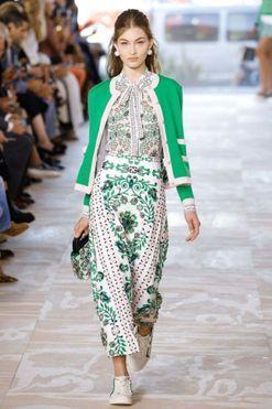 Suzy Menkes at New York fashion week: day six