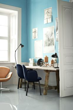 Work from home: the best studies and studios to inspire your office