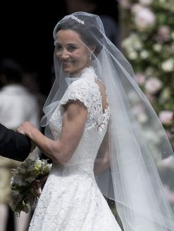 Pippa Middleton's tiara maker on how you, too, can look like a princess on your wedding day