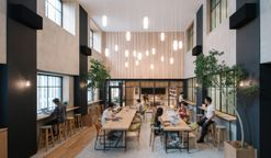 Inside Airbnb's cool new Tokyo office