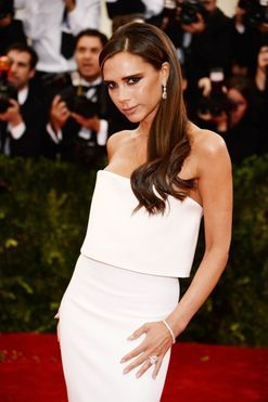 Victoria Beckham style file