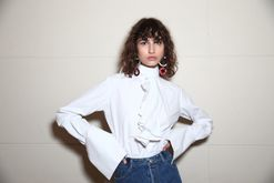 Bec & Bridge channels the French cool girl (who likes to party) at Australian Fashion Week