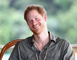 Prince Harry on what it's like to actually be a 21st century Prince