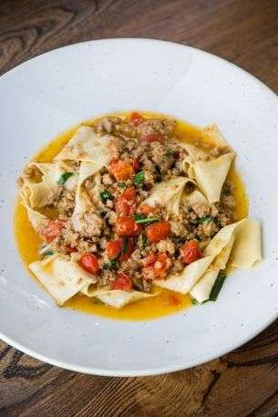Recipe: Bar Machiavelli's bolognese bianco with pappardelle
