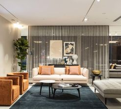 See the King Living sofa Vogue Living launched in Melbourne