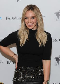 "Hilary Duff calls out body shamers: ""My body has given me the greatest gift of my life"""