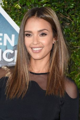 Jessica Alba on how many times you should work out in a week