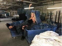 Khloe Kardashian's Good American denim line made USD$1 million in its first day