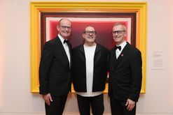 Tomislav Nikolic wins Bulgari Art Award