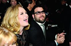 Did Adele secretly get married?