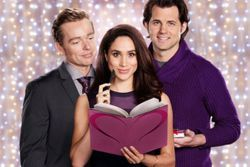 Watch: Meghan Markle's Hallmark movie trailers are pure gold