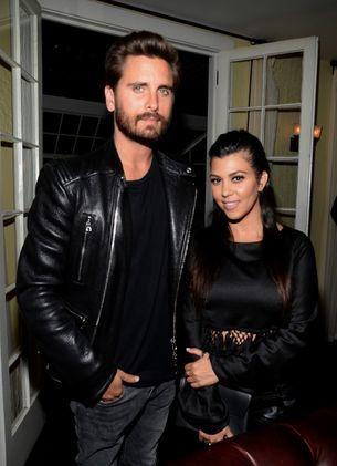 Scott Disick and Kourtney Kardashian might get married when they turn 40