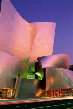 Take a virtual tour of Frank Gehry's most famous buildings