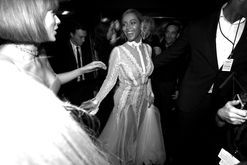 Beyoncé proves you can wear a wedding dress even if you aren't getting married