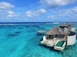 Win a stay at a luxury resort in the Maldives