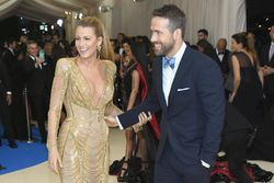 """Ryan Reynolds on Blake Lively at the Met Gala: """"She's made me a more empathetic person"""""""
