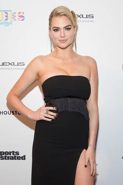 Kate Upton says body shamers made her a success