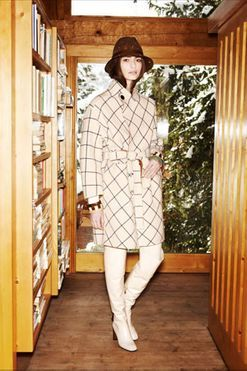 Louis Vuitton pre-fall 2014