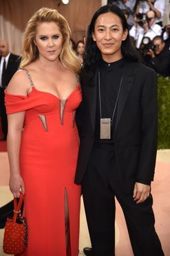 Amy Schumer hated the Met Gala