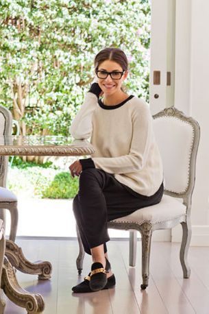 Camilla Freeman-Topper invites Vogue Australia into her home