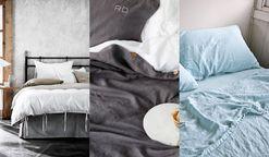 Beautiful bedding: linen sheets to help you sleep sweet