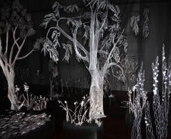 See this: Globelight's exhibition of light in Melbourne