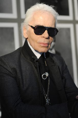 Karl Lagerfeld weighs in on Alexander Wang's new Balenciaga job
